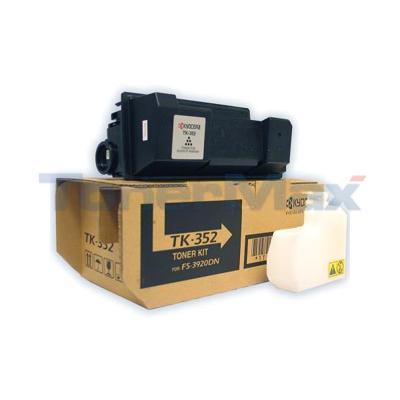 KYOCERA MITA FS-3920DN TONER KIT BLACK